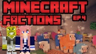 Raiding!   Ep. 3   Minecraft Factions with Smallishbeans