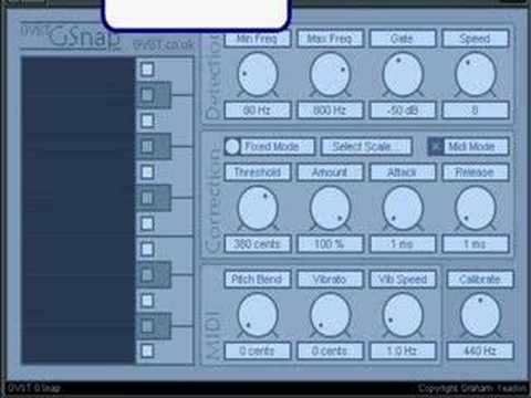 Download G Snap Tutorial How To Get Autotune Effect Without Using A