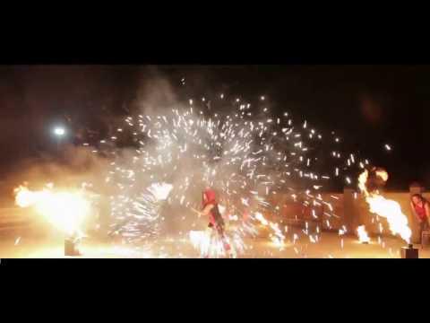 """Фаєр шоу на весілля \\театр вогню """"Fire Dance"""", відео 1"""