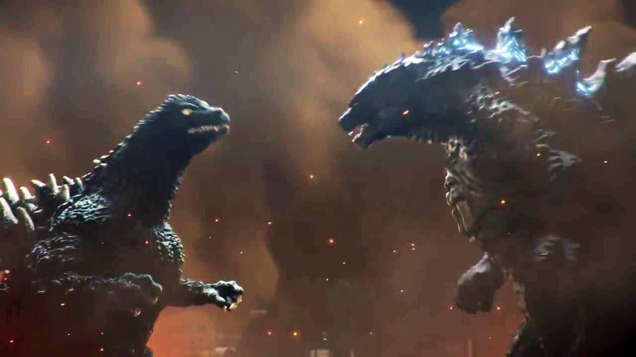GODZILLA – The Battle Trailer (PS4) #VideoJuegos #Consolas