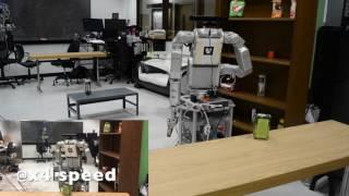 [Trikey+Dreamer] Robocup@Home 2017 qualification video (UT HCRL lab)