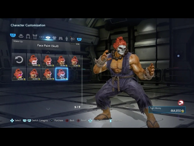 Tekken 7 Player and Character Customization Options Leaked