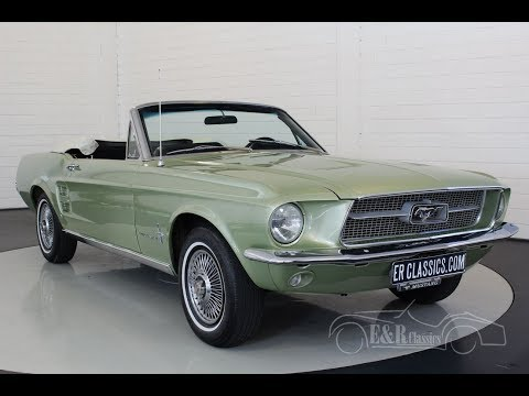 Video of '67 Mustang - Q2ZB
