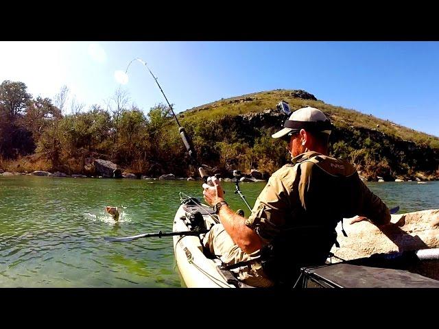 Kayak Fishing: Surviving the Devil's River