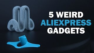5 Odd Gadgets from AliExpress Under $3