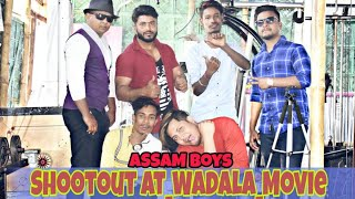 Shootout At Wadala Movie spoof/Ask Tv /Hindi/Assam boy's/2019