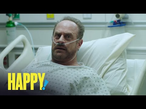 Video trailer för HAPPY! | Are We There Yet? | SYFY