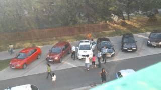 Krocení romské šarvátky v Havířově-Šumbarku