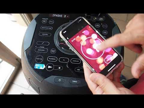 Altavoz Sony MHC-V71D - Sistema audio para casa y fiestas - Taiko
