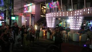 Pattaya Walking Street Magic