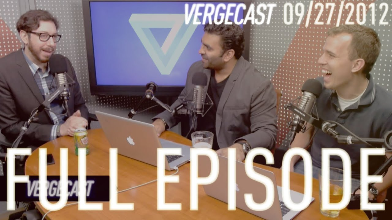The Vergecast 048: A week with the iPhone 5 thumbnail