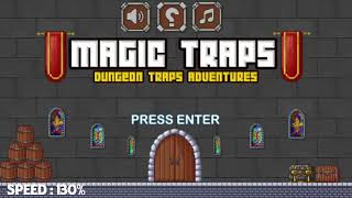 Magic Traps – Buildbox Full Project