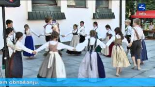preview picture of video 'Skala TV info - kultura 100 ljudi 100 čudi'