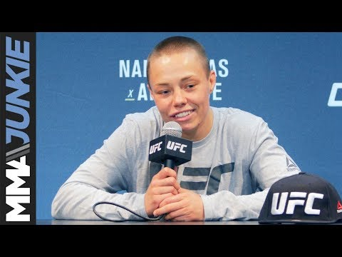 Download UFC 237: Rose Namajunas post-fight interview HD Mp4 3GP Video and MP3
