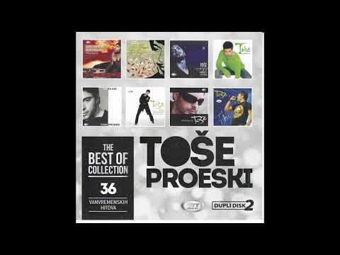 THE BEST OF - Tose Proeski - Dal' SI Sretnija - ( Official Audio ) HD