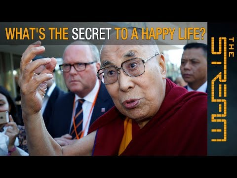 Dalai Lama interview: What's the secret to a happy life? | The Stream