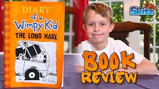 Diary Of A Wimpy Kid: Book Review By Logan From Skitz Kidz