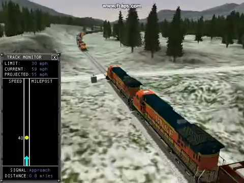 Microsoft Train Simulator Train Wrecks Part 12 Mp3