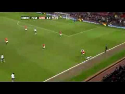 Nani Skills vs Arsenal