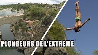 Enquête : le  phénomène du saut de falaise en France