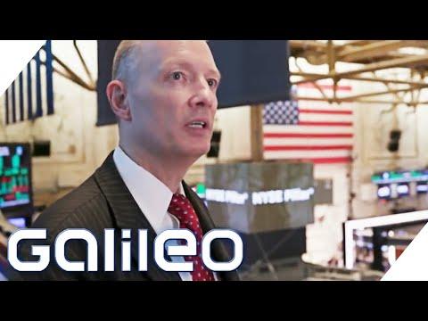 Mythos Wall Street - 10 Fragen an einen Investment Banker | Galileo | ProSieben