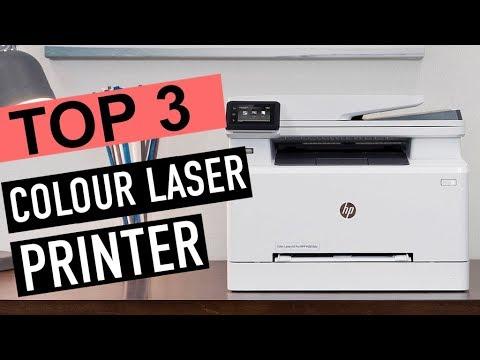 BEST 3: Colour Laser Printer