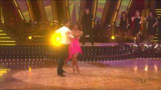 dancing with the stars- they danced by barry manilow