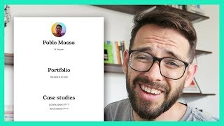 Minimalistic Portfolio Review