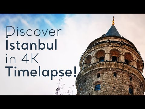 Turkey.Home - Discover Istanbul in 4K Timelapse