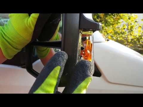 Spiegelblinker / Seitenblinker Austauschen - VW Crafter Mercedes Sprinter