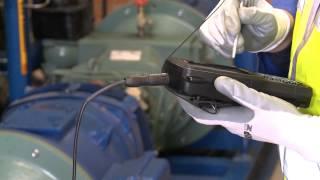 Handheld Vibration Monitoring