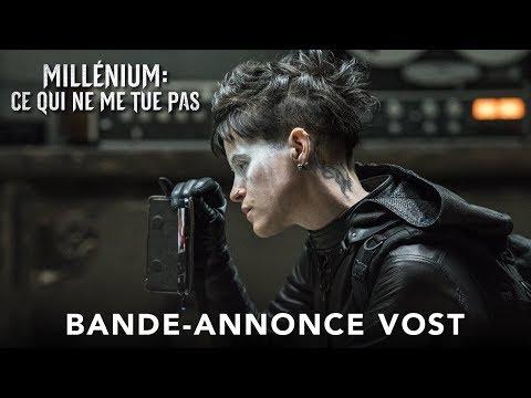 Millénium : ce qui ne me tue pas Sony Pictures Releasing France / Sony Pictures / Columbia Pictures