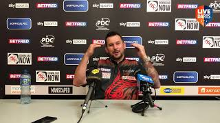 """Jonny Clayton on potential Matchplay show-down: """"I've done my job, now Gezzy has to do his"""""""
