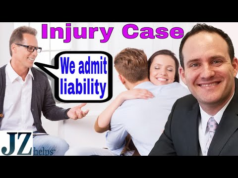 , title : 'What is Admitting Liability in a Personal Injury Case? (Real Examples)