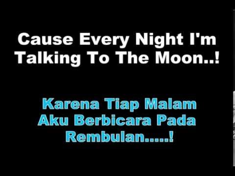 Talking To The Moon - Bruno Mars Lyrics | Terjemah Mp3