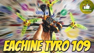 ✔ Сборка Гоночного Квадрокоптера Своими Руками - Eachine Tyro109, 97$