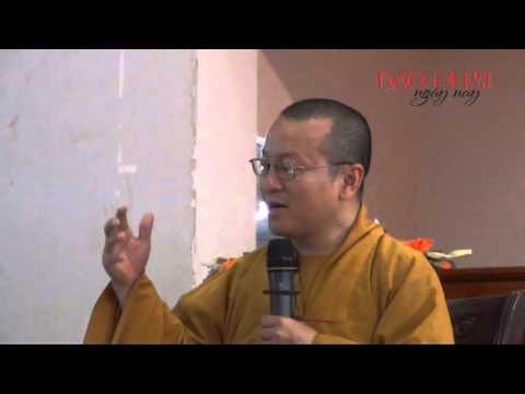 Dẫn nhập Triết học Phật giáo (2014) 05: Khái niệm, loại hình và bản chất của đạo đức học Phật giáo