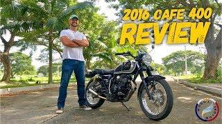 Motorstar Cafe 400/Mash Roadstar 400/ Cafe Racer Review: PHILIPPINES