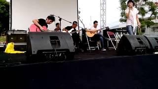 Afgan - Bukan Cinta Biasa (by SYLVIA live at KRTI)