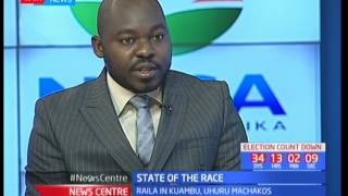 Newscenter : State of the race with Jesse Oduor and Charles Kipkolei in studio