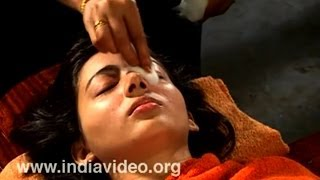 Eye care in Ayurveda - Natural Eye Treatment Akshi Tarpana