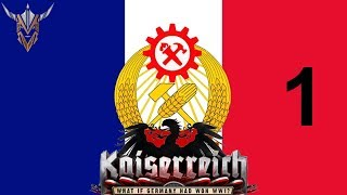 Hearts Of Iron IV | Kaiserreich | Commune Of France | 1