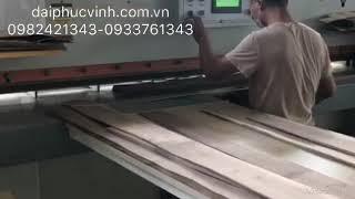 Máy Cắt Veneer - Máy Xén Veneer I Máy Cắt Veneer   Đại Phúc Vinh CNC