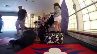 Disney Fantasy - Boarding ship concierge lounge and stateroom