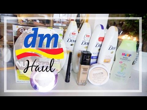 dm DROGERIE HAUL | DIE BESTEN FOUNDATIONS + MINI REVIEWS
