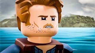 Lego Jurassic World: Legend Of Isla Nublar 'Underwater Monster Rescue' Full Clip (2020) HD