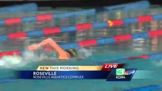Roseville hosts Summer Sanders Swimming Invitational