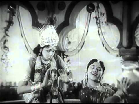 Kaththiruppaan Kamalakannan - Sivaji Ganesan, Padmini - Uthama Puthiran - Tamil Classic Song