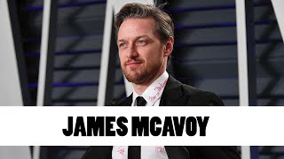 10 Things You Didnt Know About James McAvoy | Star Fun Facts