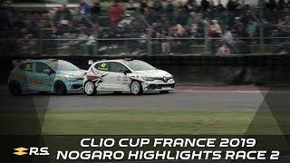 2019 Clio Cup France - Round 1 - Nogaro - Race 2 Live
